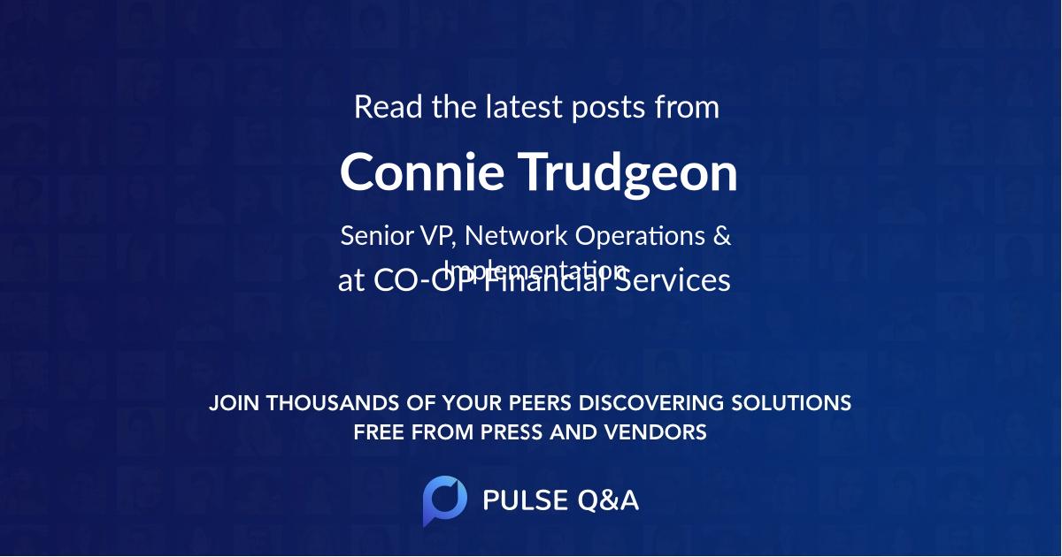 Connie Trudgeon