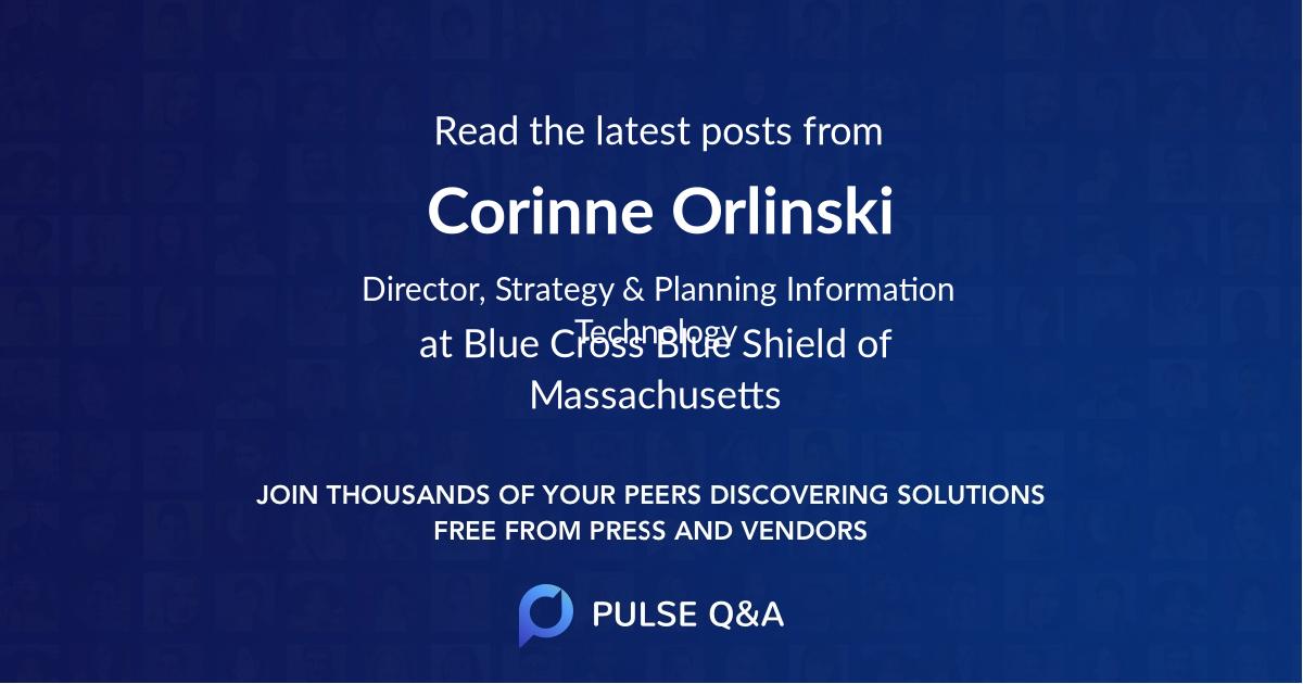 Corinne Orlinski