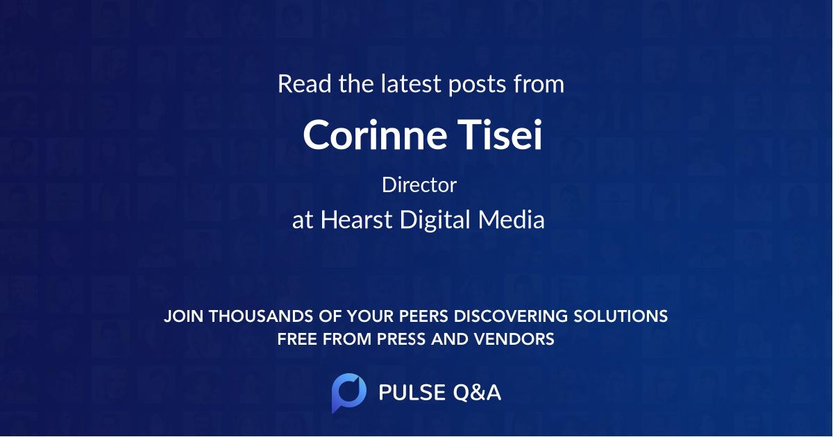 Corinne Tisei