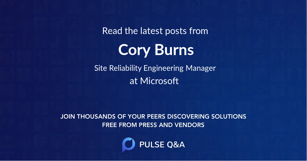 Cory Burns