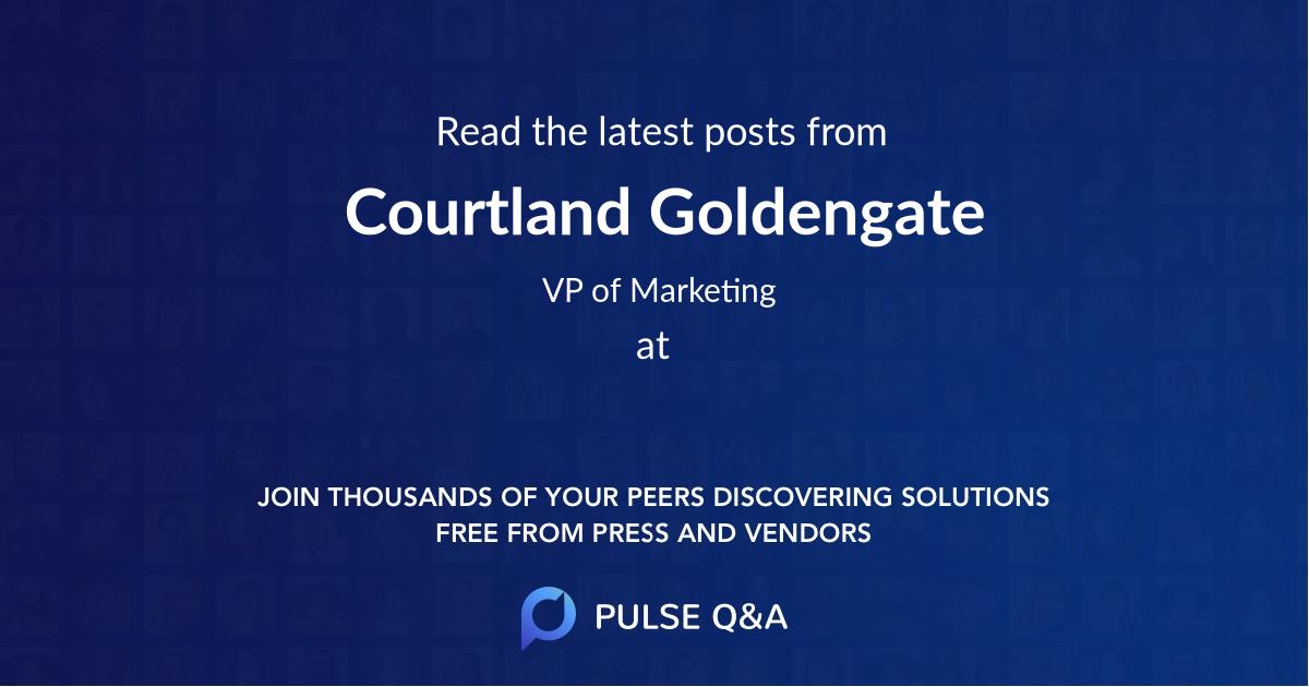 Courtland Goldengate