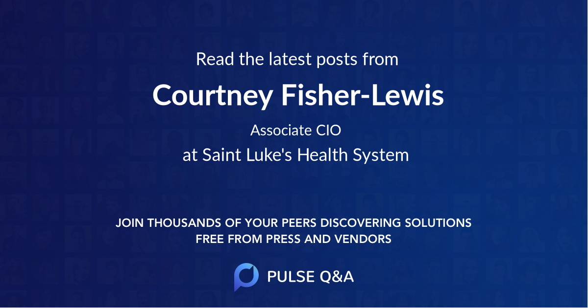 Courtney Fisher-Lewis