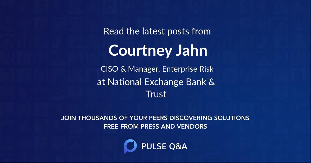 Courtney Jahn