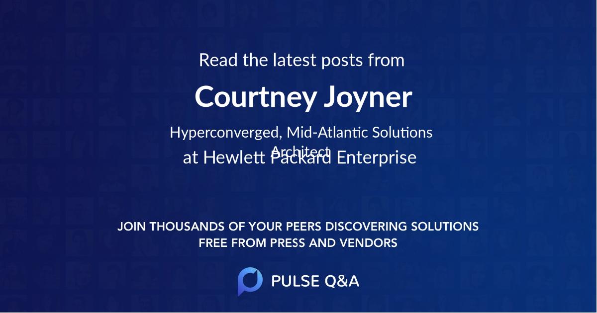 Courtney Joyner