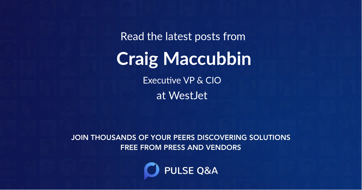 Craig Maccubbin