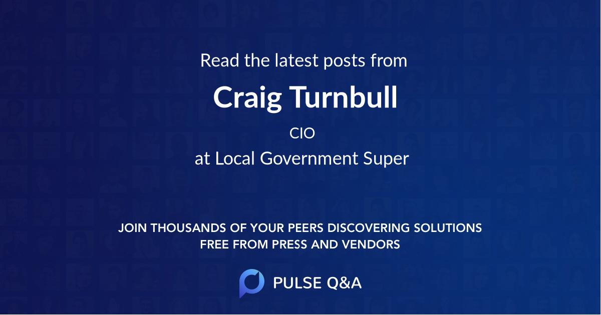 Craig Turnbull