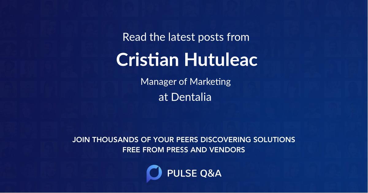Cristian Hutuleac