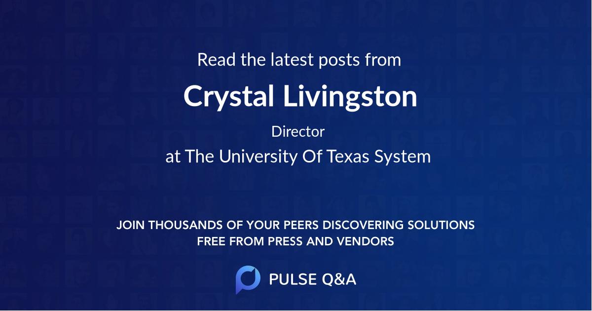 Crystal Livingston