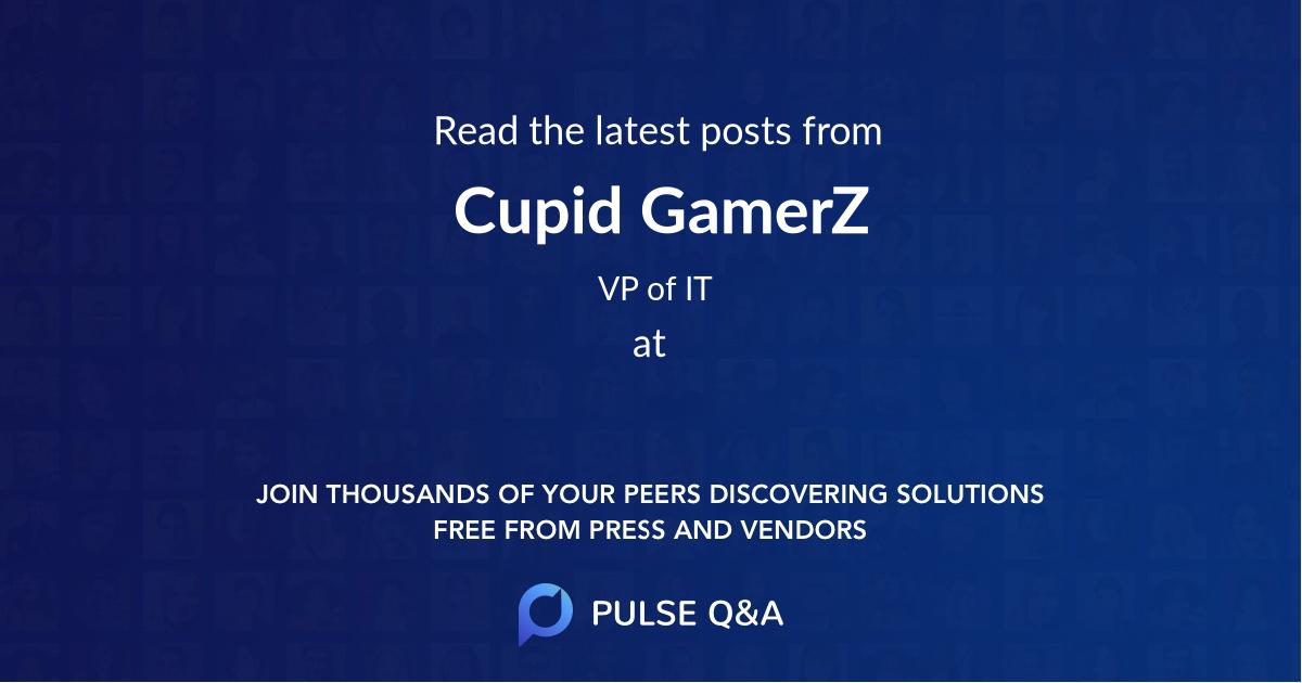 Cupid GamerZ