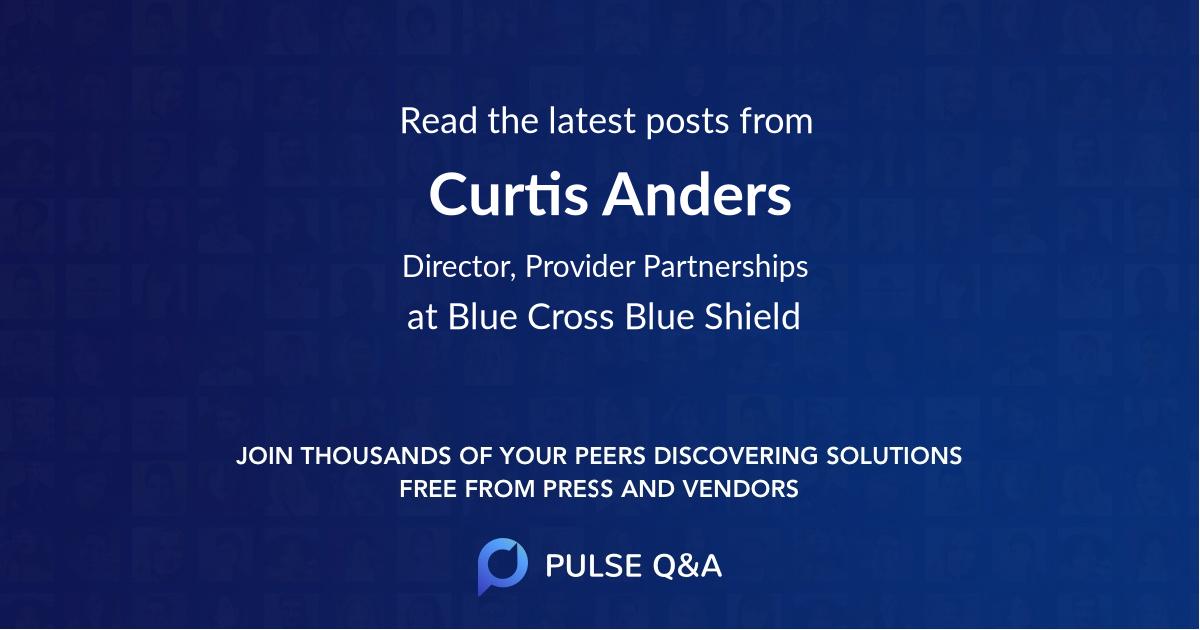 Curtis Anders