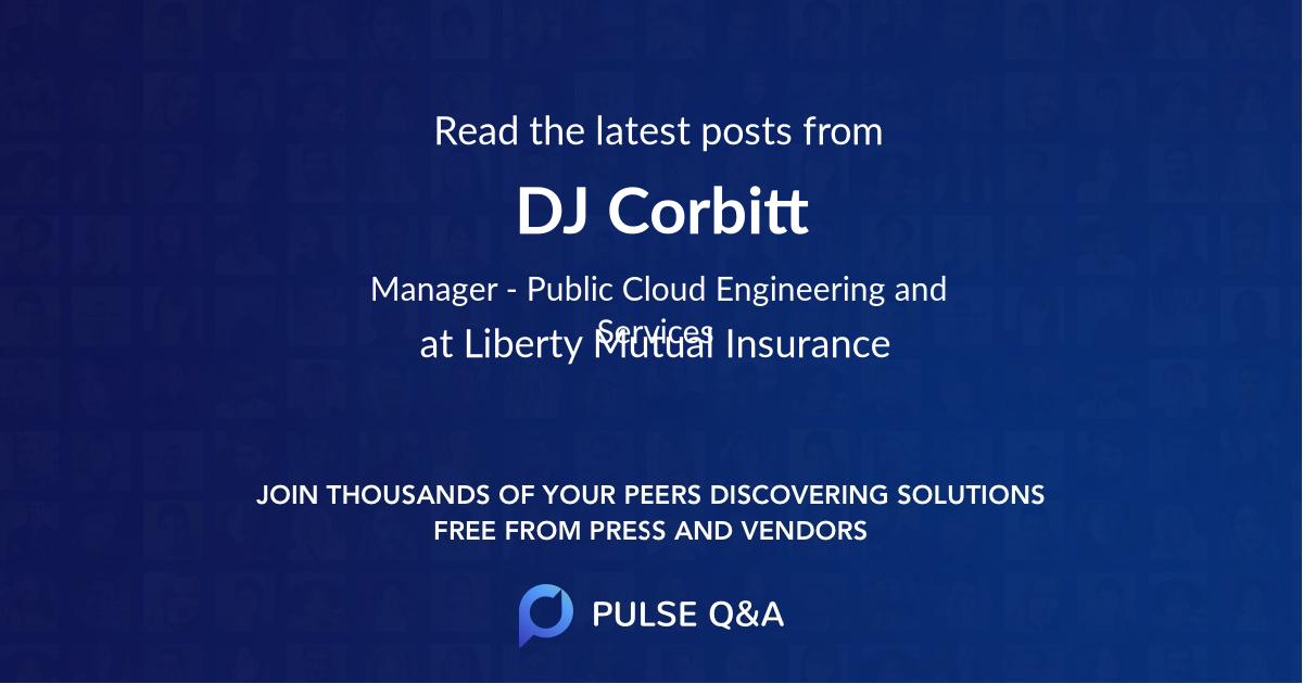 DJ Corbitt