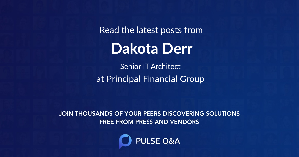 Dakota Derr