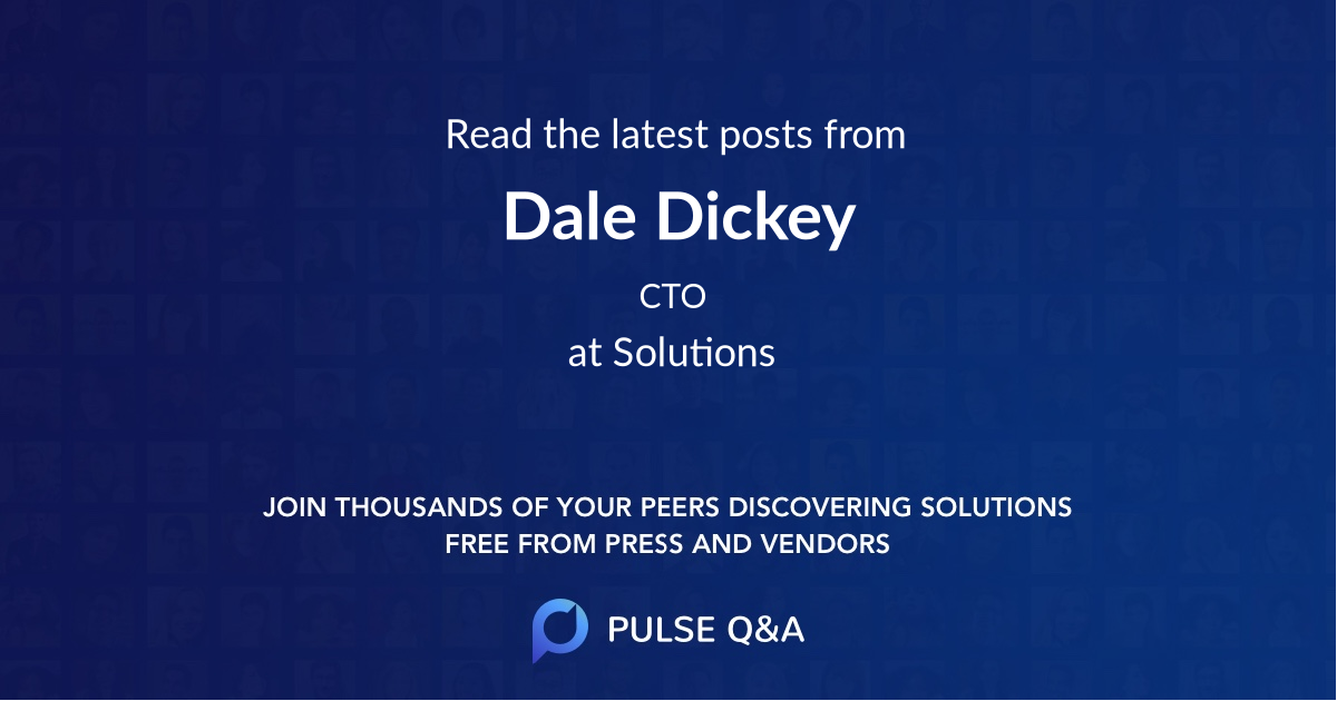 Dale Dickey
