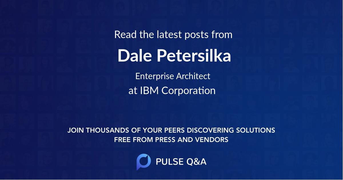 Dale Petersilka