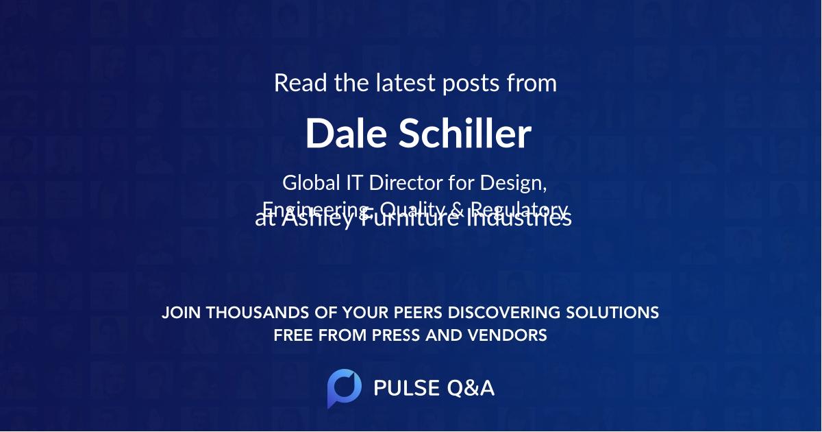 Dale Schiller