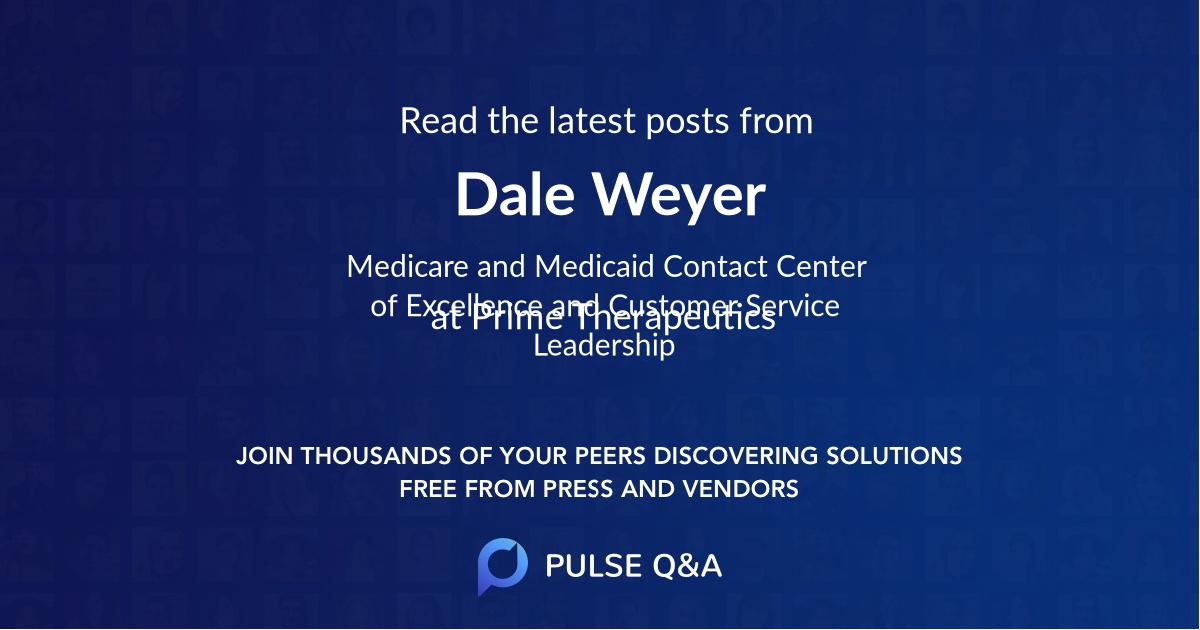 Dale Weyer