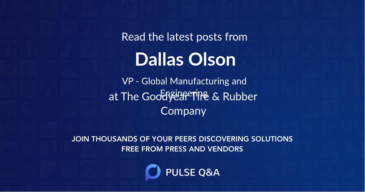 Dallas Olson