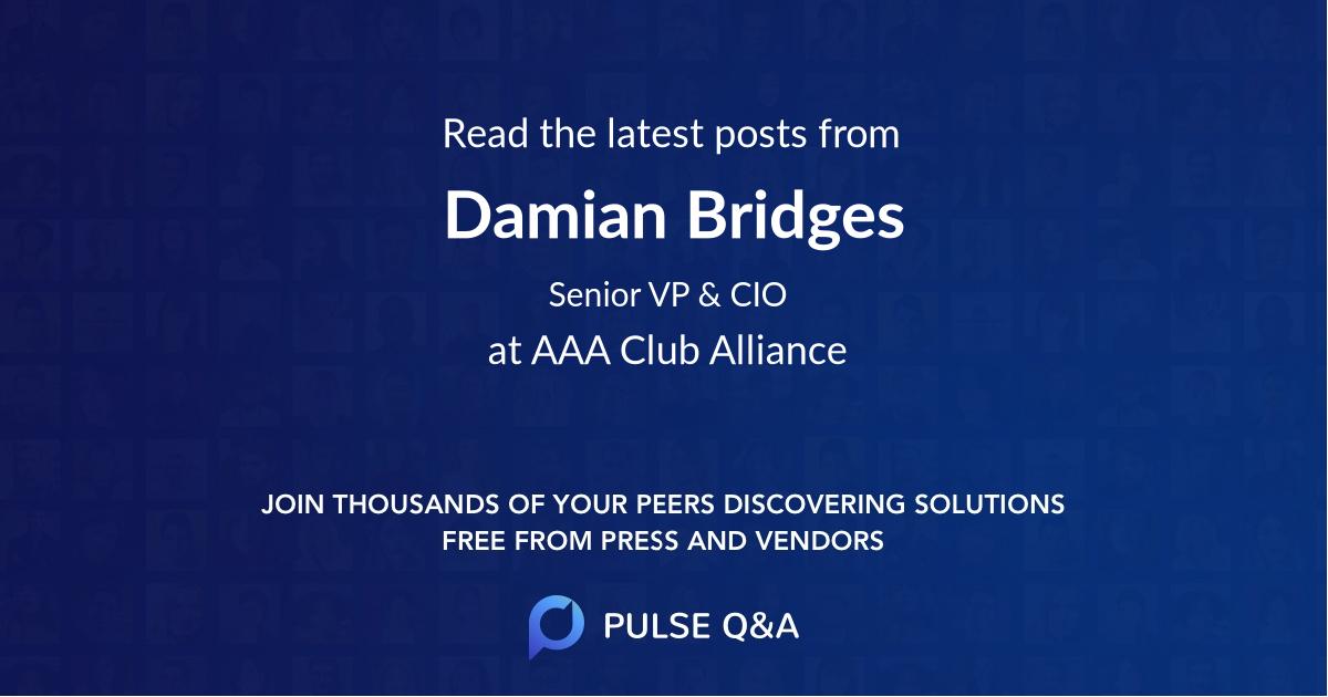 Damian Bridges