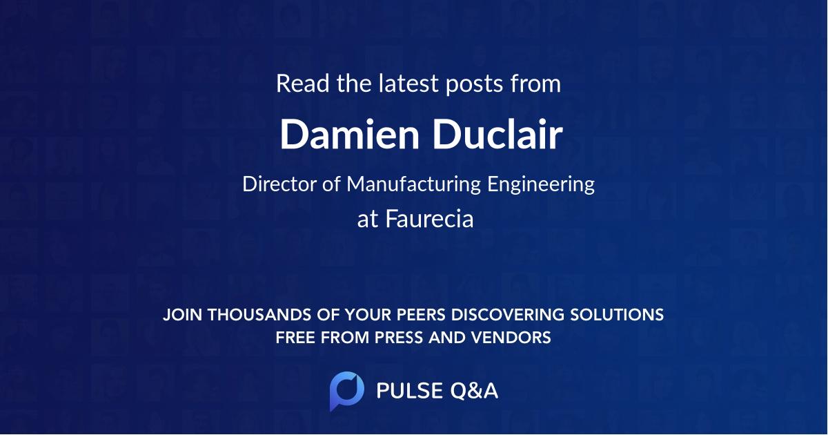 Damien Duclair
