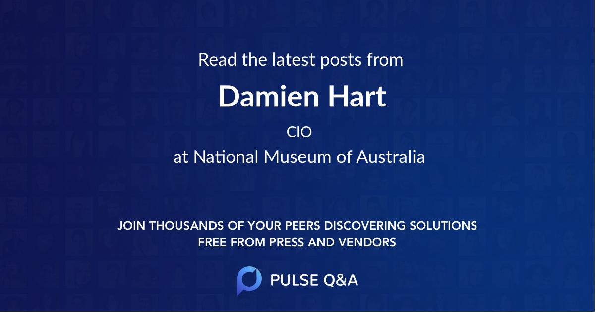 Damien Hart