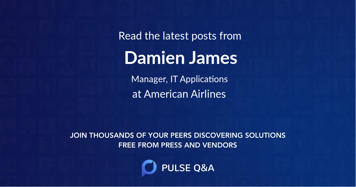 Damien James