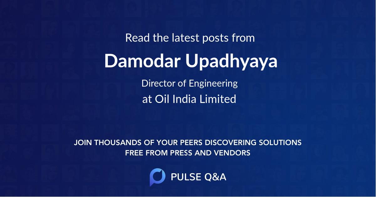 Damodar Upadhyaya