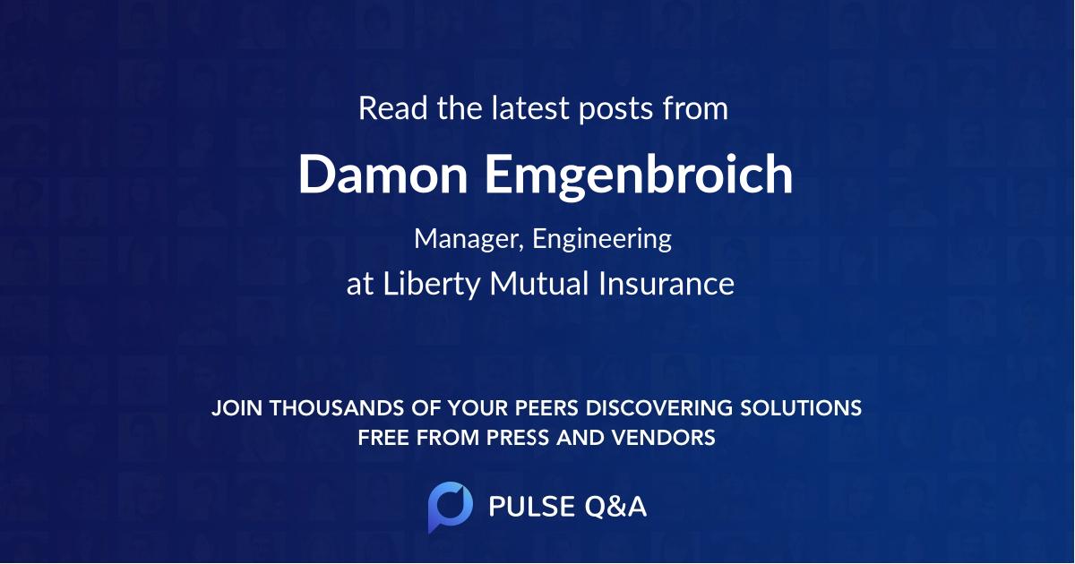 Damon Emgenbroich