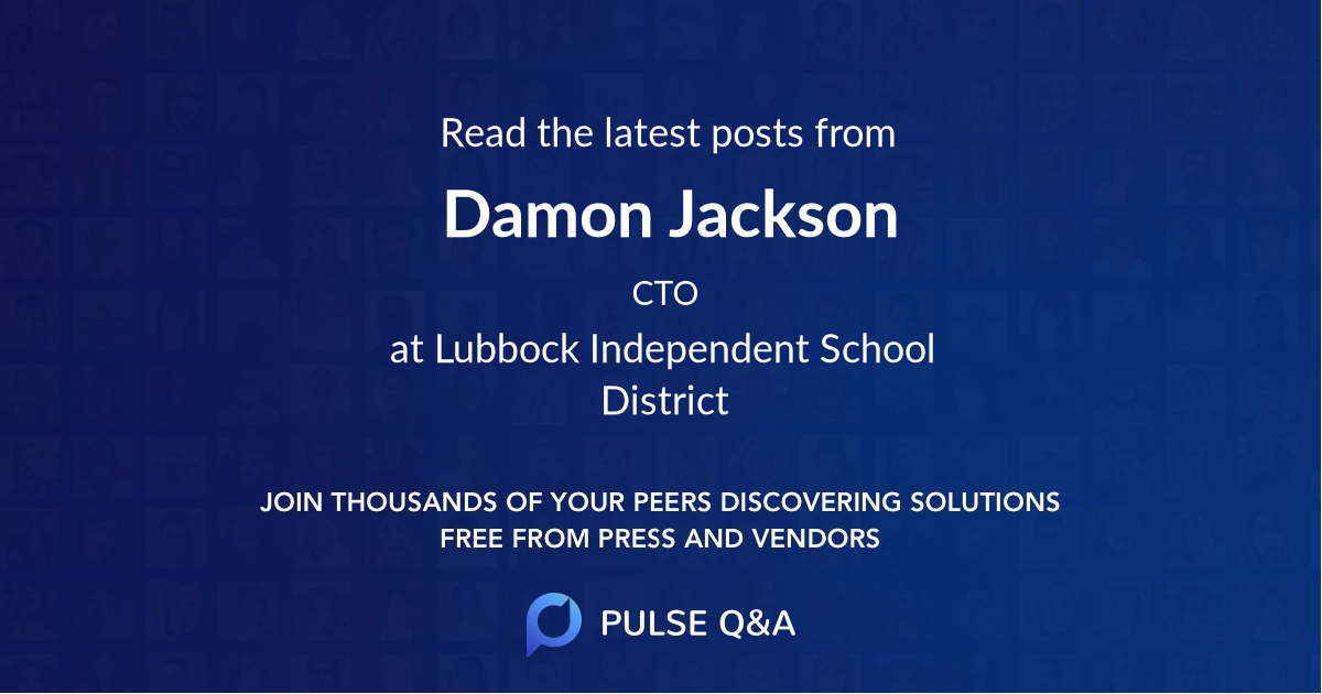 Damon Jackson