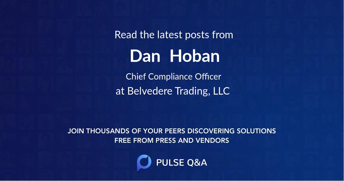 Dan  Hoban
