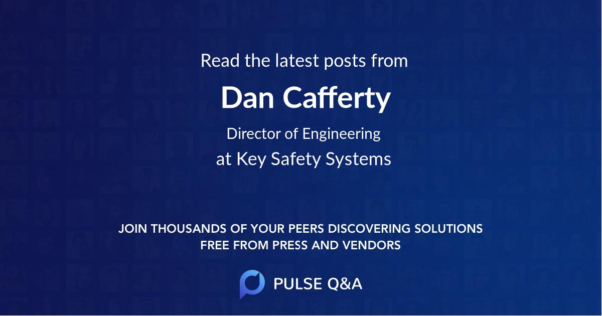 Dan Cafferty