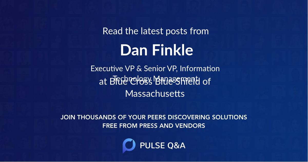Dan Finkle