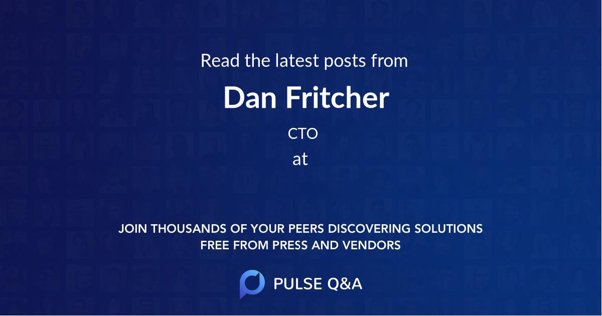 Dan Fritcher