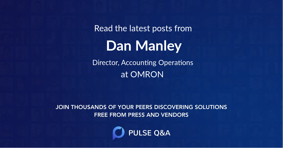 Dan Manley