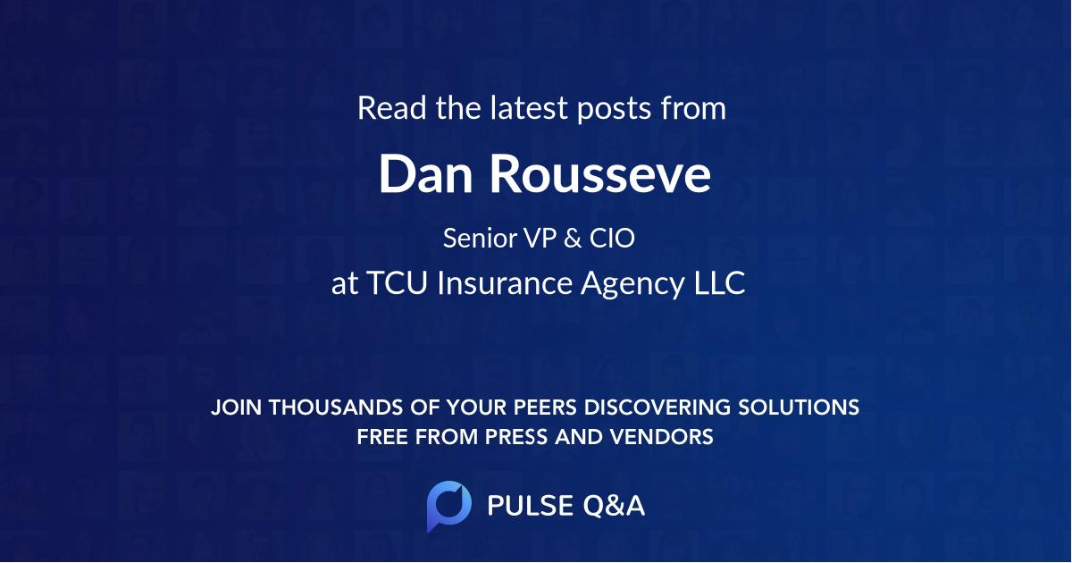 Dan Rousseve
