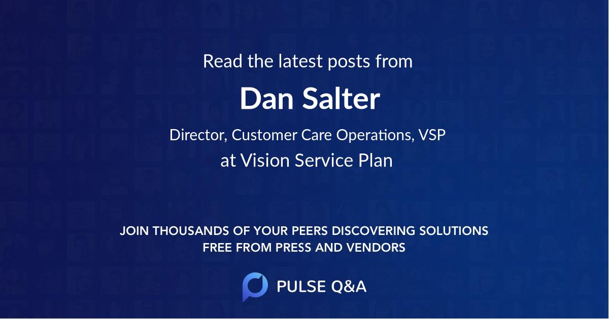 Dan Salter