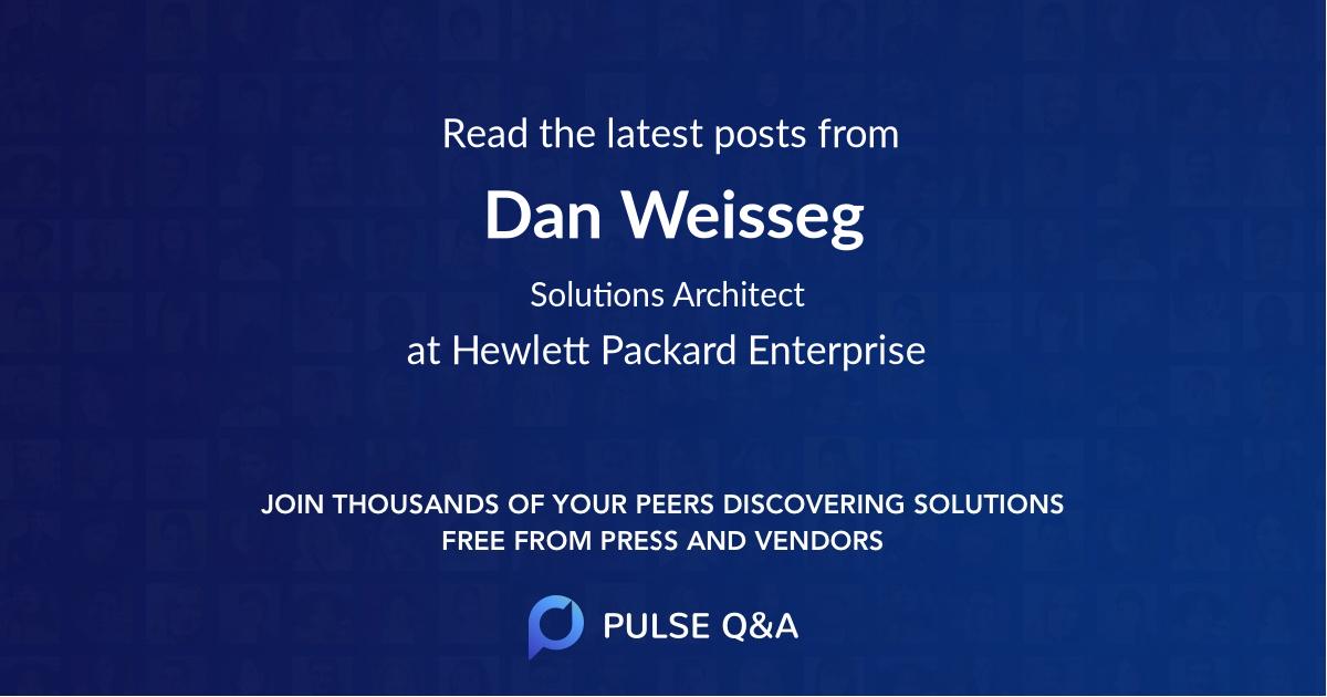 Dan Weisseg