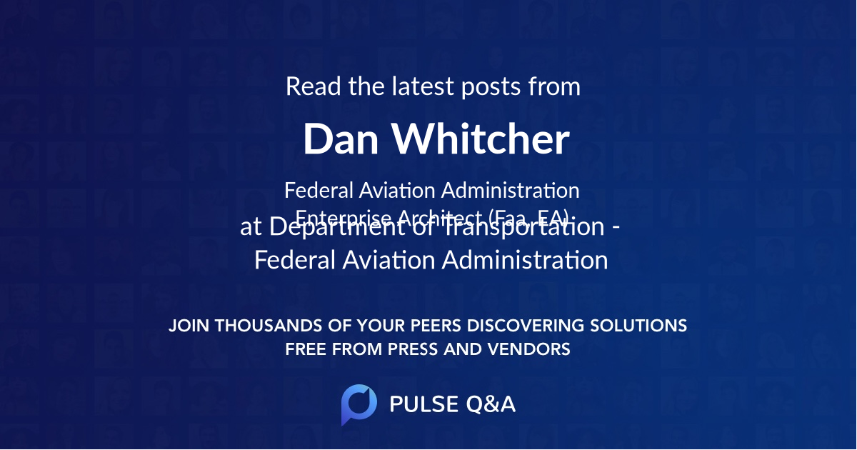 Dan Whitcher