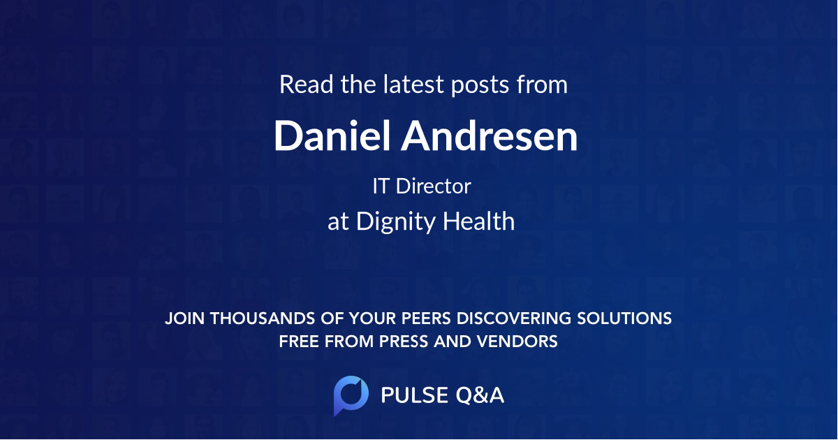 Daniel Andresen