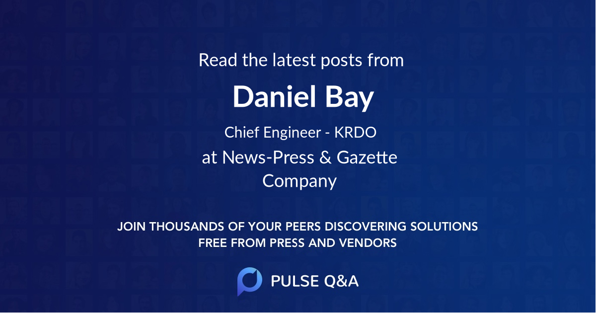 Daniel Bay