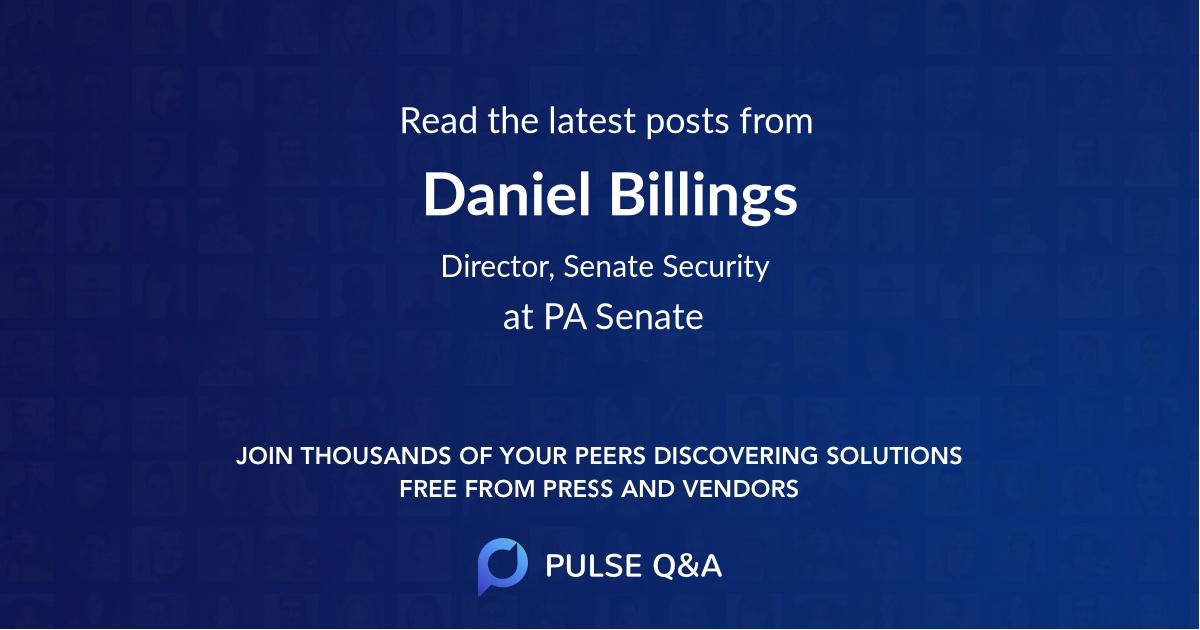 Daniel Billings