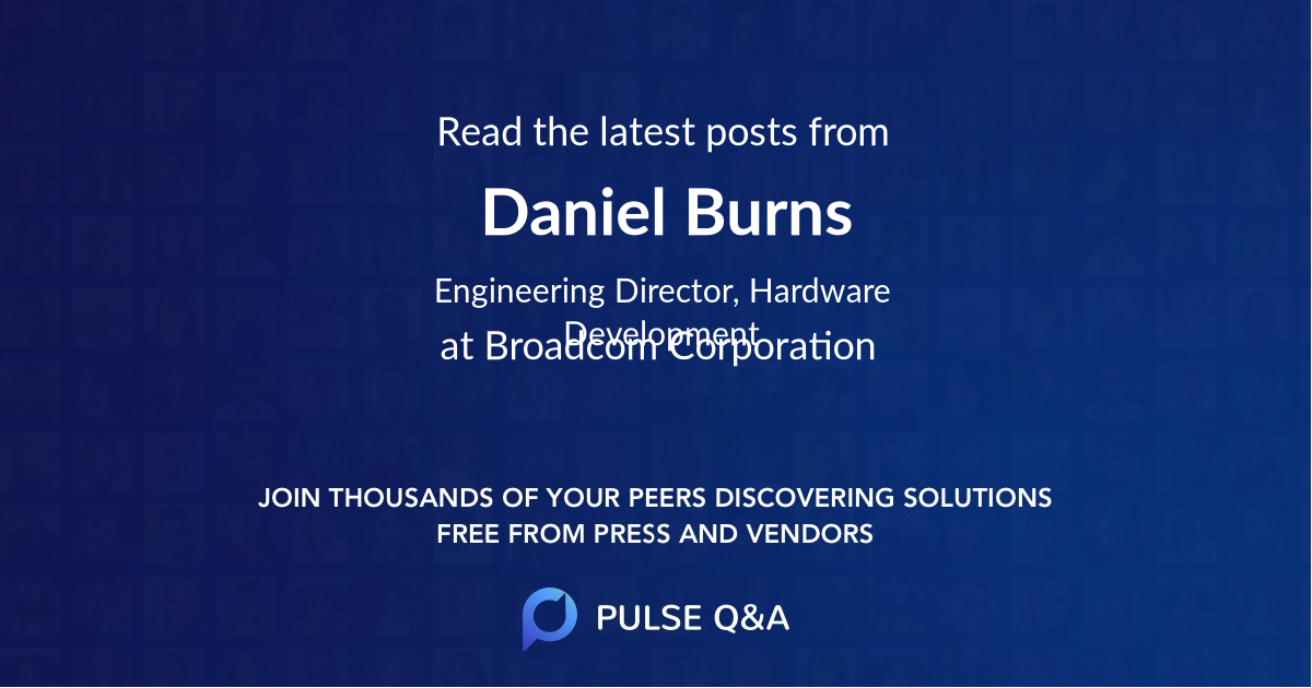 Daniel Burns