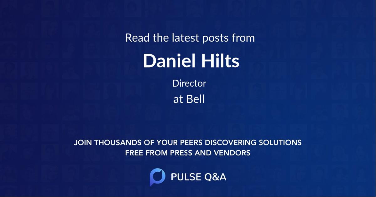 Daniel Hilts