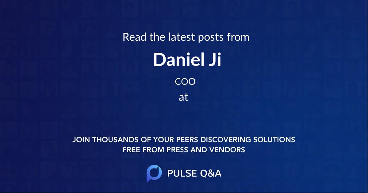 Daniel Ji