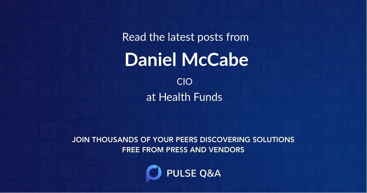Daniel McCabe