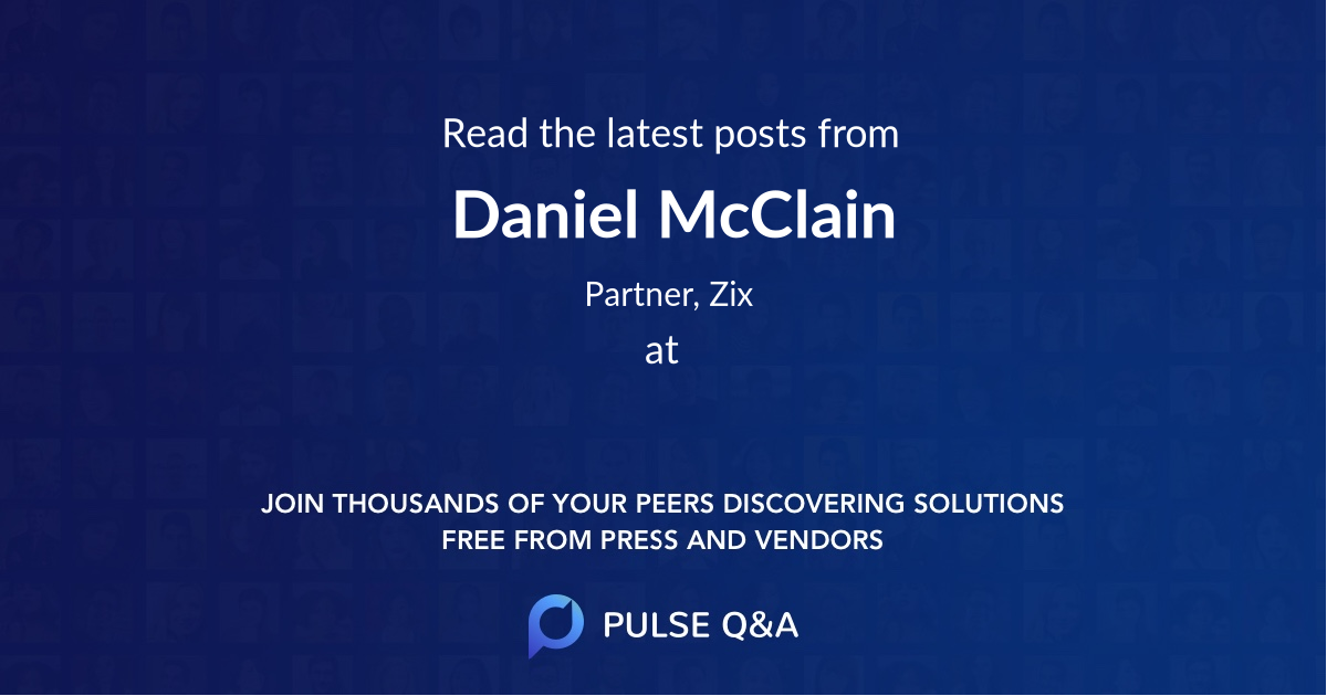 Daniel McClain