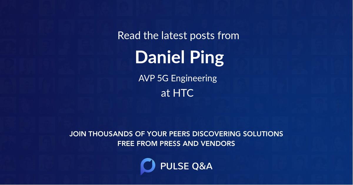 Daniel Ping