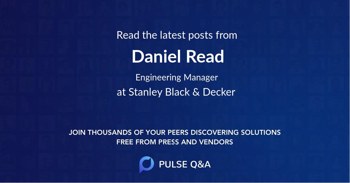 Daniel Read