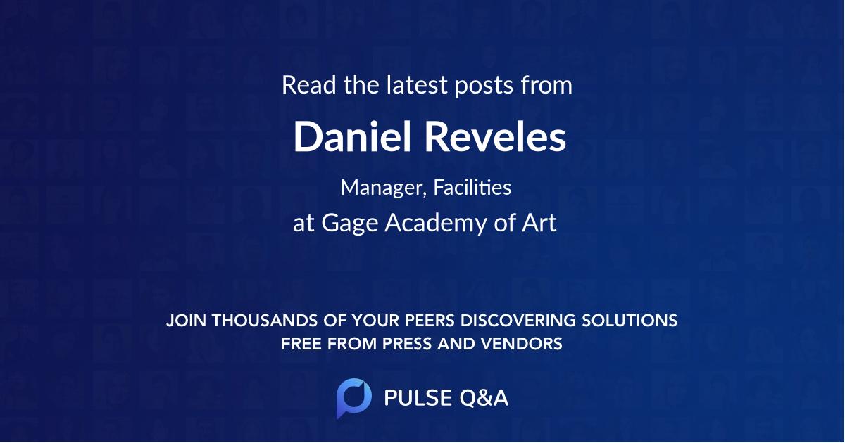 Daniel Reveles