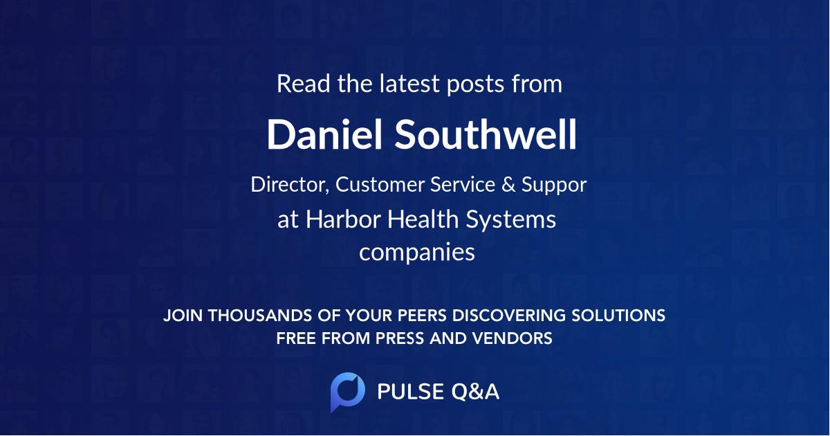 Daniel Southwell