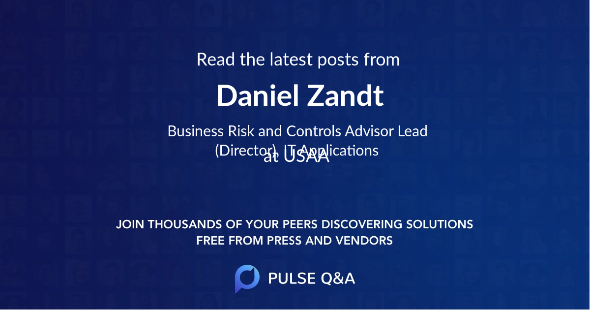 Daniel Zandt